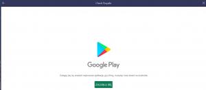 Clash Royale logowanie google