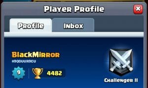 Jak sprawdzić player tag w Clash Royale
