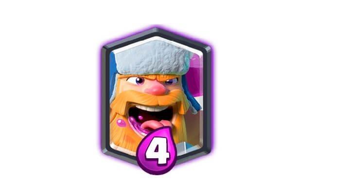 lumberjack clash royale