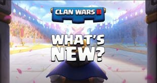 Clan Wars 2 - co nowego