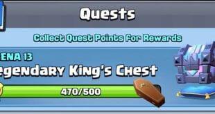 Legendary King's Chest prawie za darmo