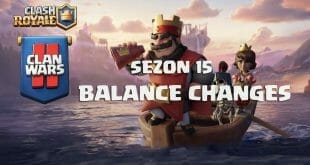 Sezon 15 - balance changes
